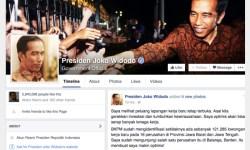 Tahu Facebook Jokowidodo alias Facebook Presiden Jokowi yang Asli?