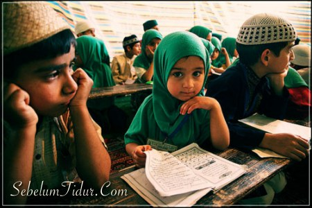 panduan tata cara membaca al quran yang benar