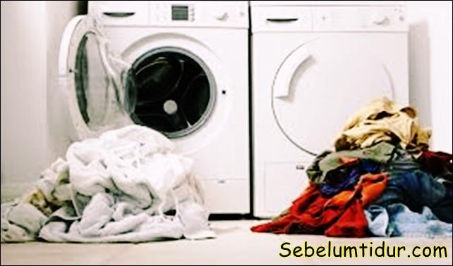 cara mencuci baju yang benar dengan mesin cuci