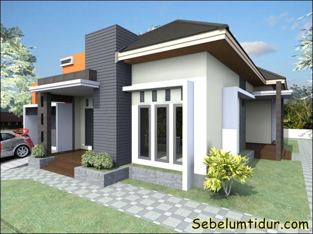 gambar gambar rumah minimalis yang sederhana