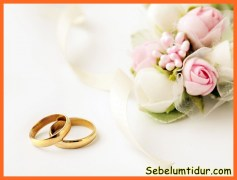 Model cincin nikah elegan