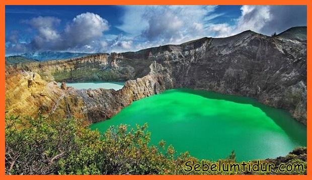 wisata alam terindah di indonesia