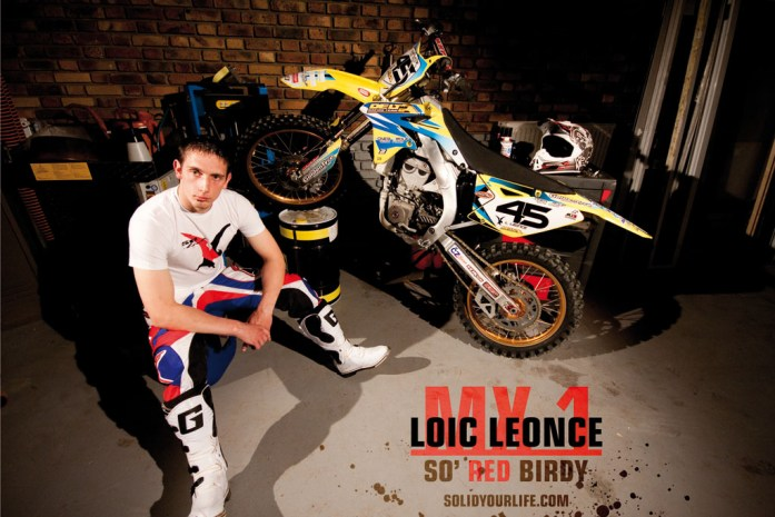 Loic Léonce - Delta MX - Solid Clothing