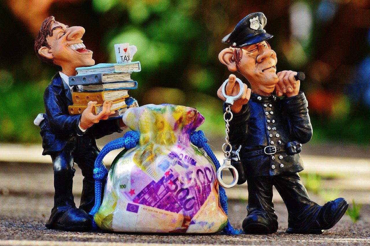 Spaanse belastingcontrole