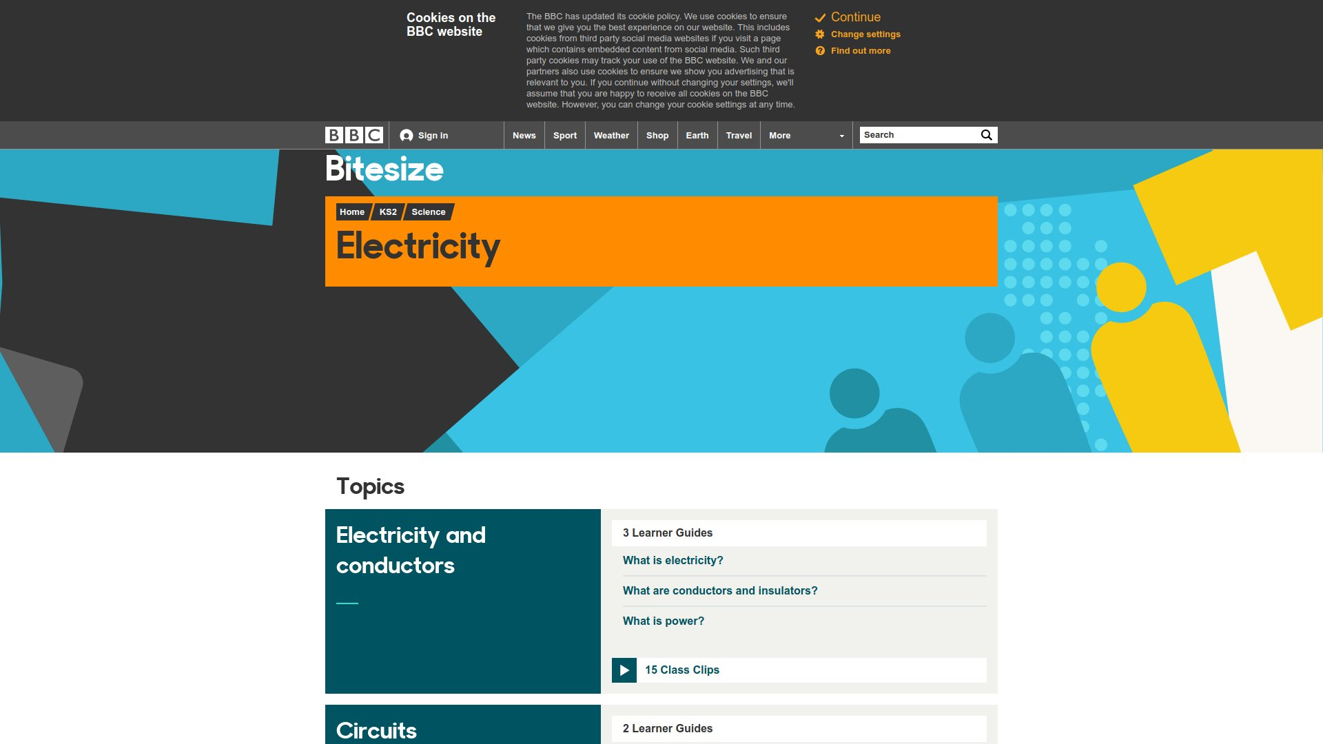 Bbc Ks2 Bitesize Science Electrical Circuits Page 4 Read