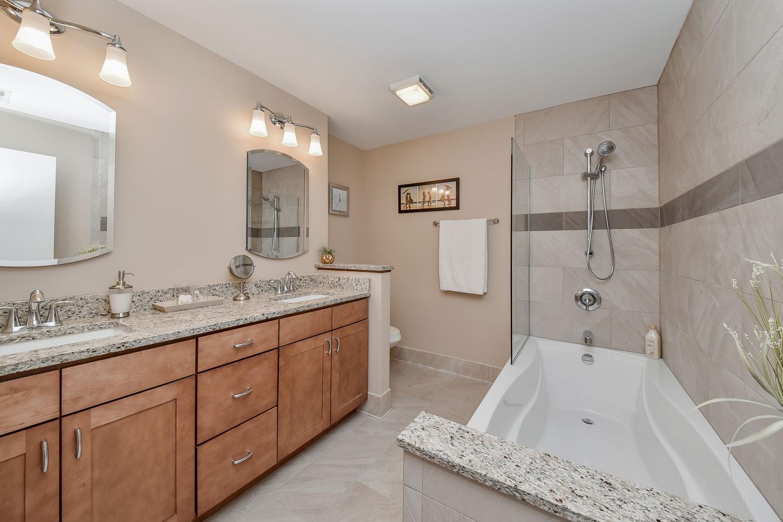 Barbs Master Bathroom Remodel Pictures  Home Remodeling