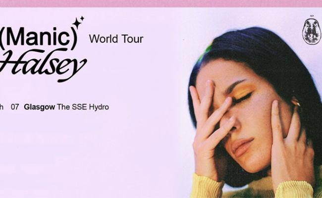 Halsey Manic World Tour Sec