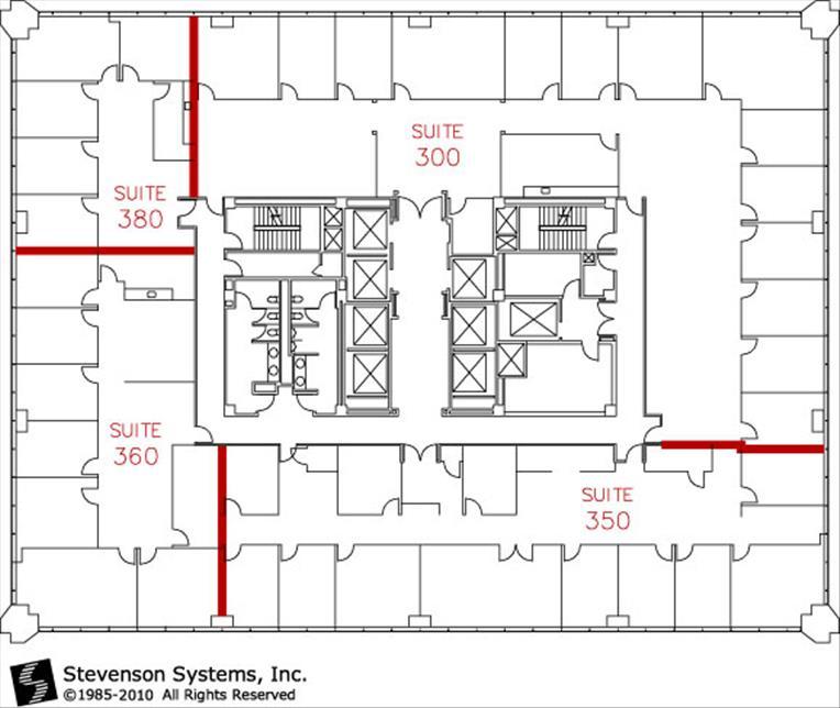 LEASE BETWEEN WESTWOOD GATEWAY II LLC AND MARATHON PATENT