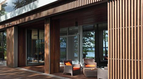 Holzfassadenvarianten  Serafin Campestrini GmbH  Ihr