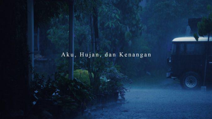 Air, Hujan dan kenangan