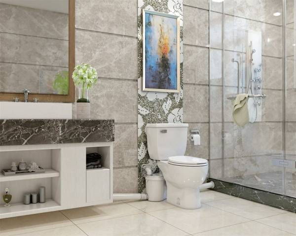 Catch Home Buyers Attention with a Bathroom in an Impossible Space