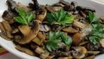 Sizzling Sautéed Mushrooms