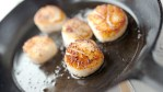 Seared Scallops with Balsamic
