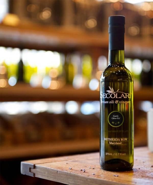Garlic Olive Oil-0