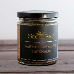 Farmhouse Olive Tapenade-0