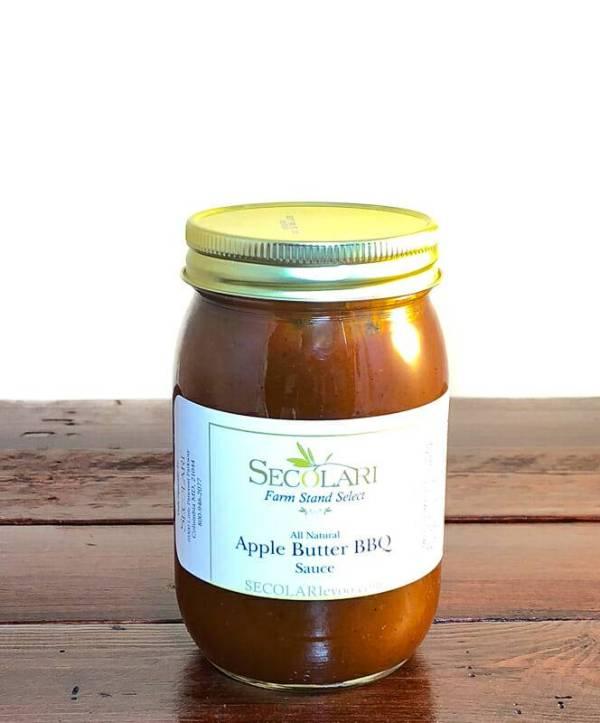 Apple Butter BBQ Sauce-0