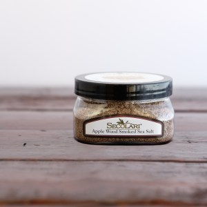 Apple Wood Smoked Sea Salt