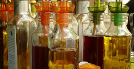 types of vinegar for Cooking or drinking