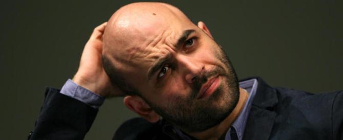 Saviano da ricovero: «Il Sud Italia può ripartire se si riempie di migranti»