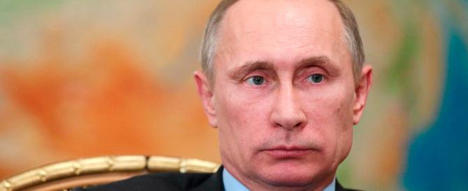 """Putin """"brinda"""" a Trump: «Siamo pronti a ripristinare i rapporti con gli Usa»"""