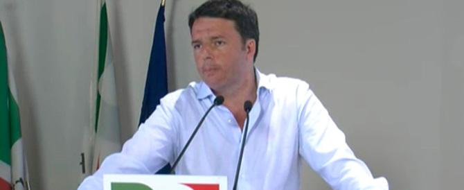 Bonus bebè, Renzi stoppa Lorenzin: deve pensare alle pensioni dei gay…