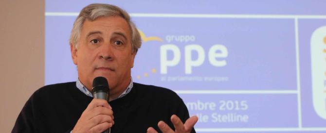 """Tajani presidente dell'Europarlamento. Ecco l'obiettivo del Cav """"neocentrista"""""""