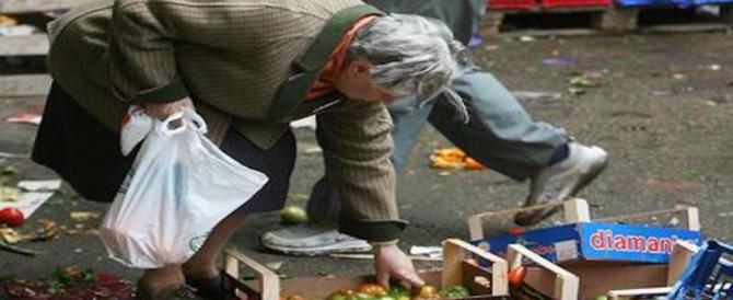 Il governo pensa ai migranti e intanto 5 milioni di italiani sono alla fame. I dati Istat