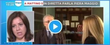 """Denise, Piera Maggio in tv tra le lacrime dopo la diffida a Quarto Grado: """"Scempio sulle vittime"""""""