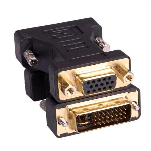 small resolution of roline dvi vga adapter dvi m hd15 f