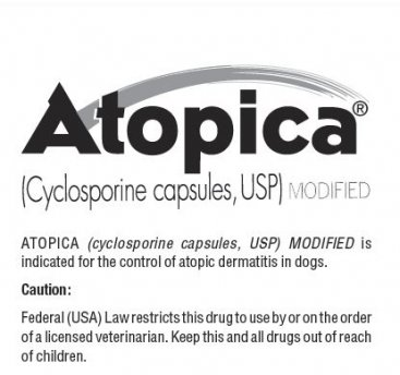 Atopica Dog Product Insert
