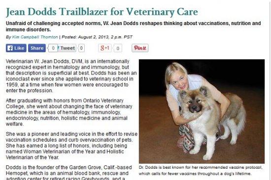 Dr. Dodds Trailblazer