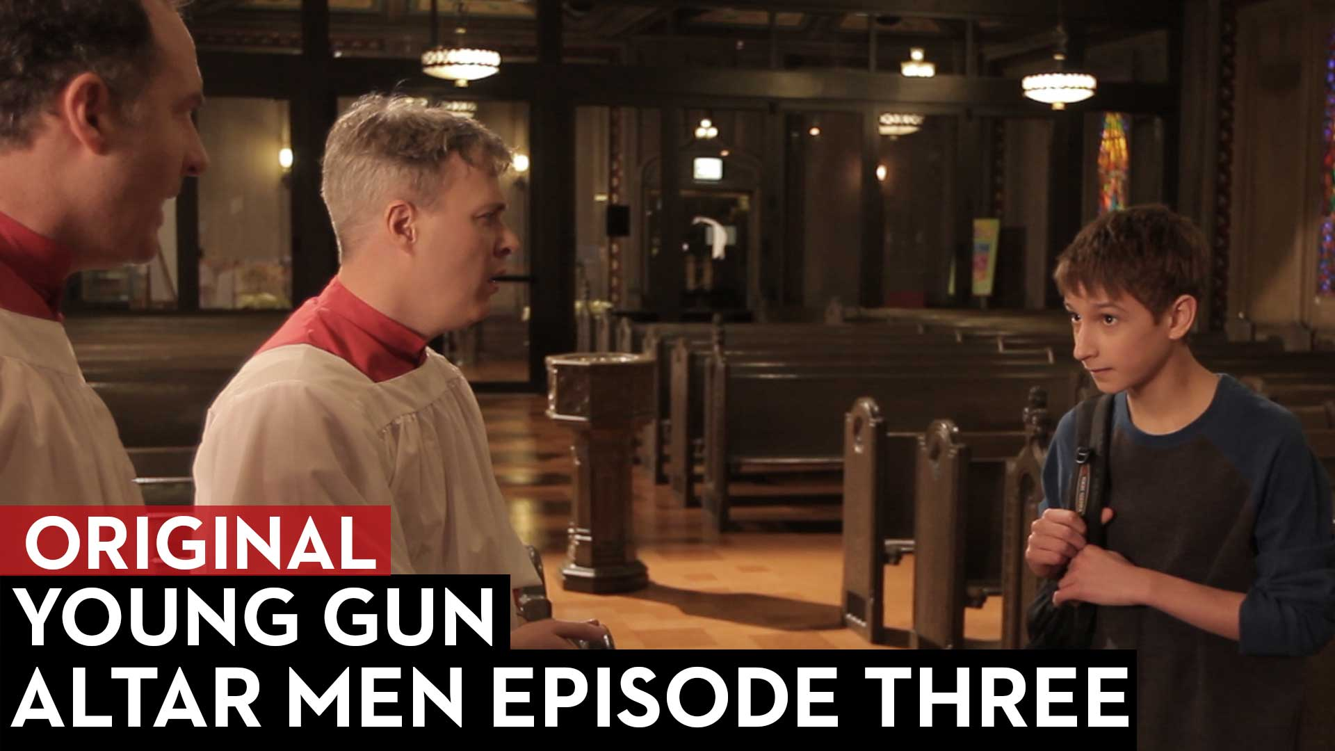 Young Gun: Altar Men Episode 3