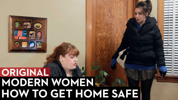How To Get Home Safe: Modern Women Episode 1