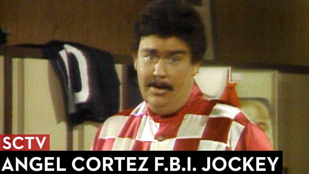SCTV Angel Cortez F.B.I. Jockey