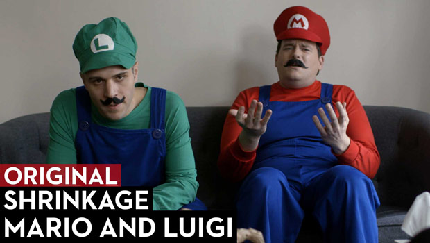 Mario and Luigi in Therapy: Shrinkage Episode 3