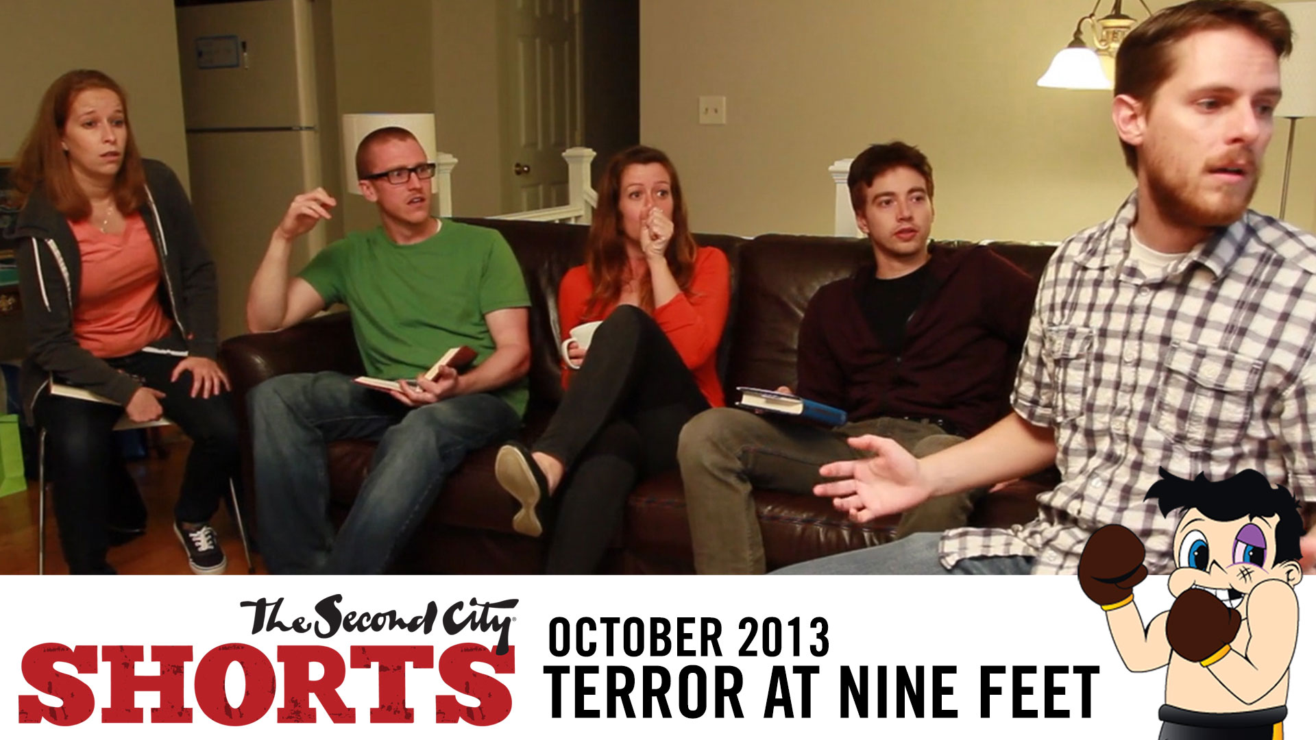 Terror At Nine Feet – Second City Shorts Winner 10/13