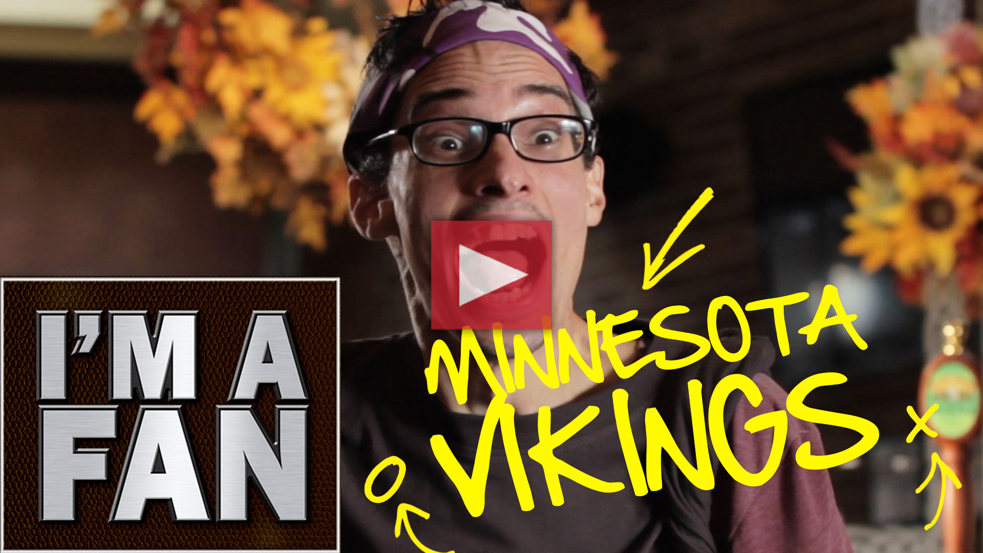I'm A Fan – Minnesota Vikings