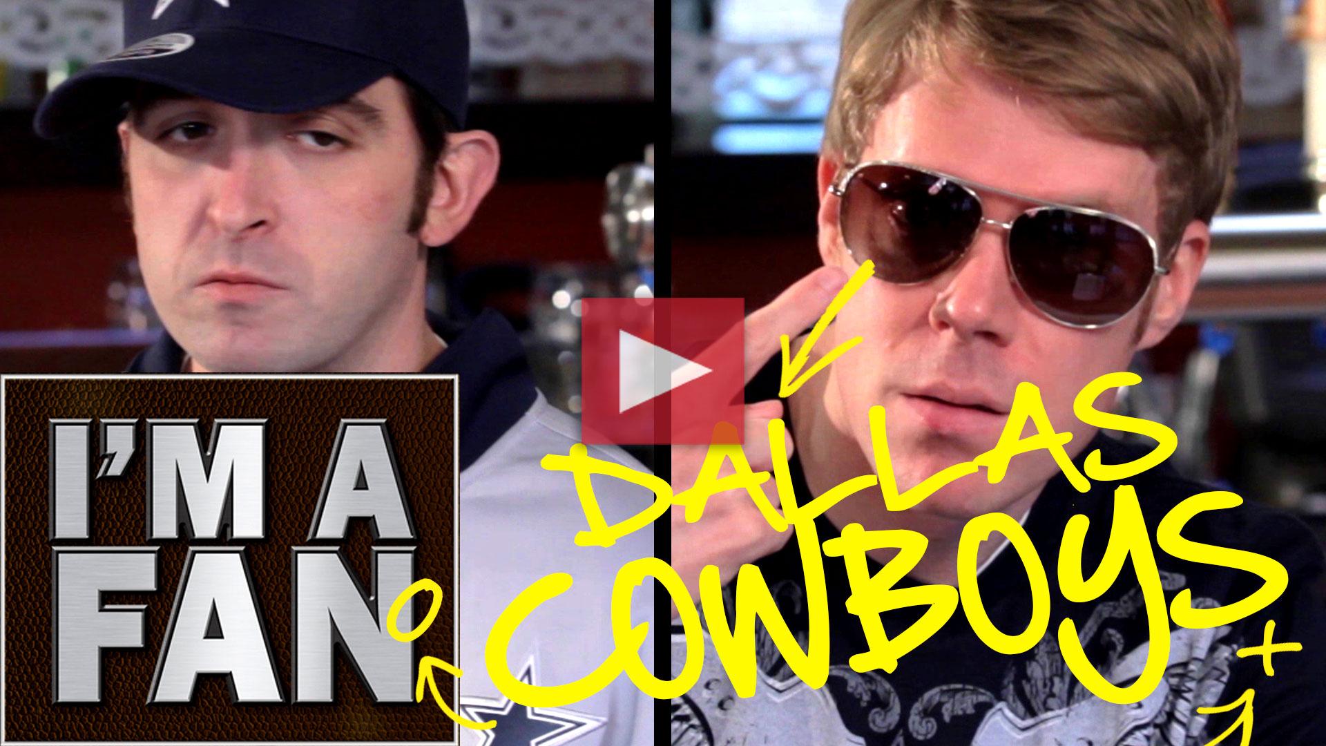 I'm A Fan – Dallas Cowboys