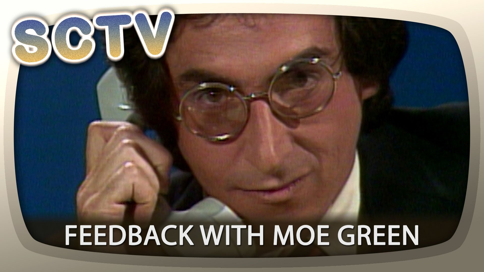 SCTV: Feedback with Moe Green featuring Harold Ramis
