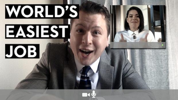 World's Easiest Job