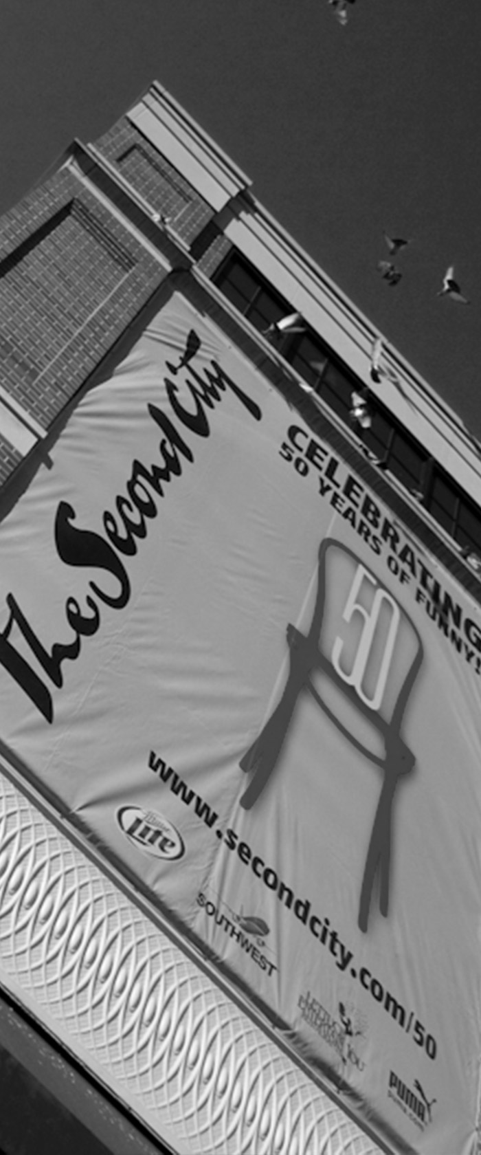 The Second City Celebrates 50 years
