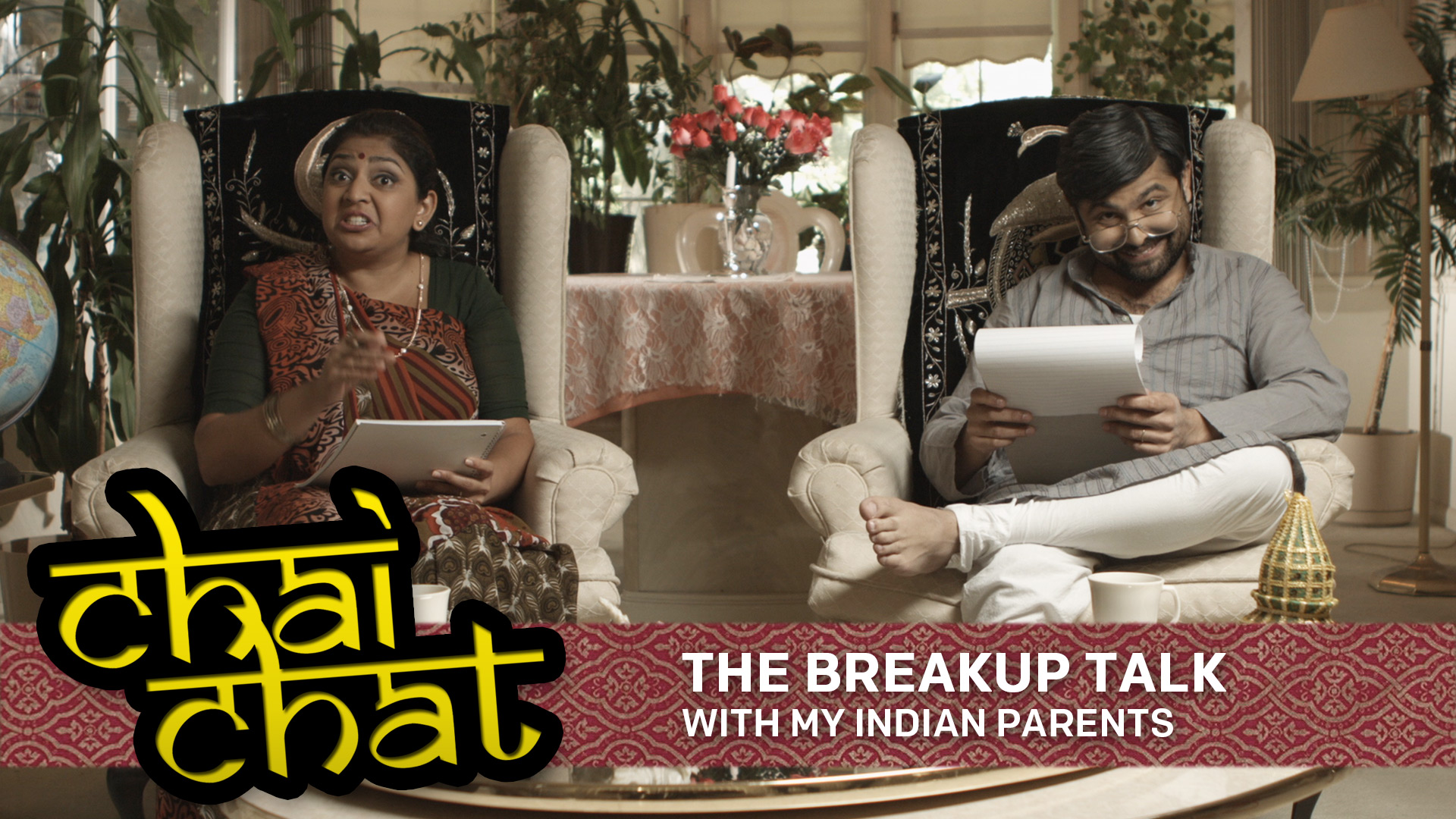 Chai Chat: The Break Up Talk – With My Indian Parents