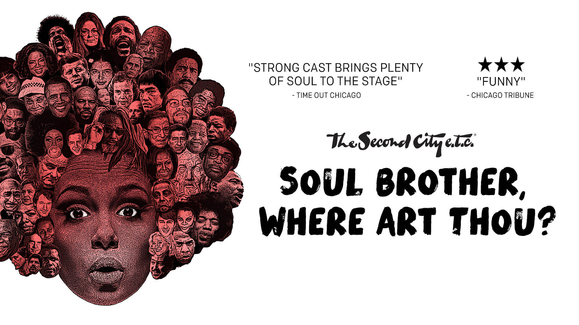 The Second City e.t.c.'s 39th Revue-Soul Brother, Where Art Thou?