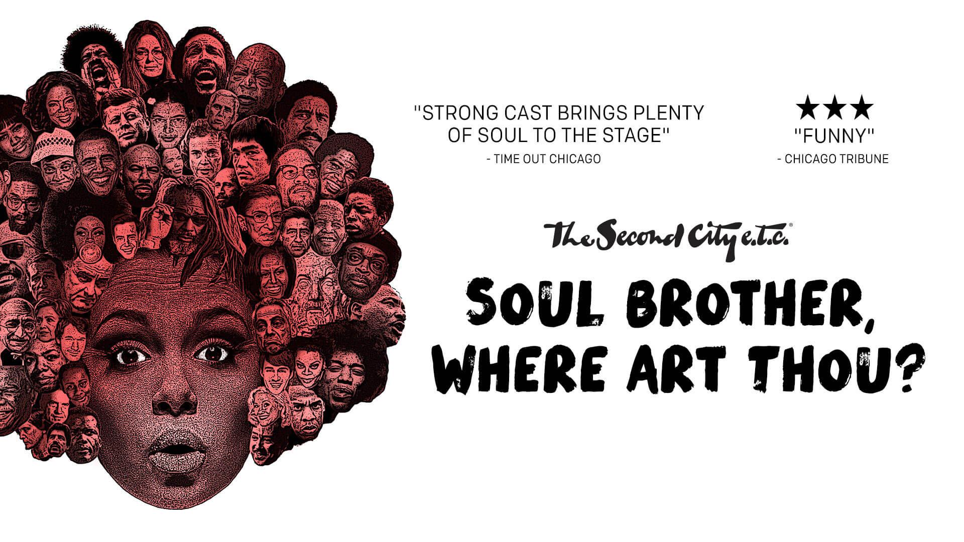 The Second City e.t.c. s 39th Revue-Soul Brother 0f5761f3a