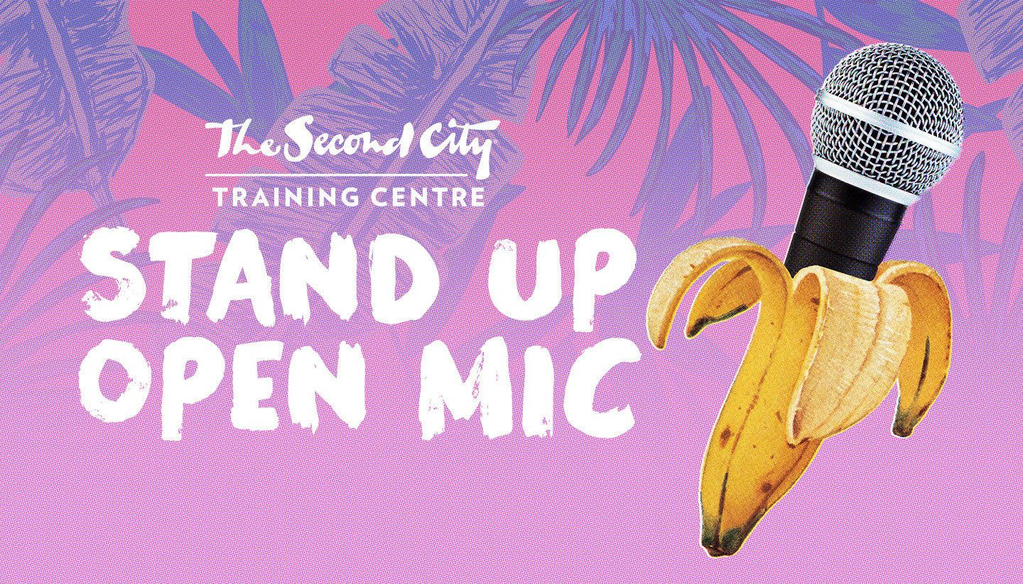 Stand Up 2 Open Mic