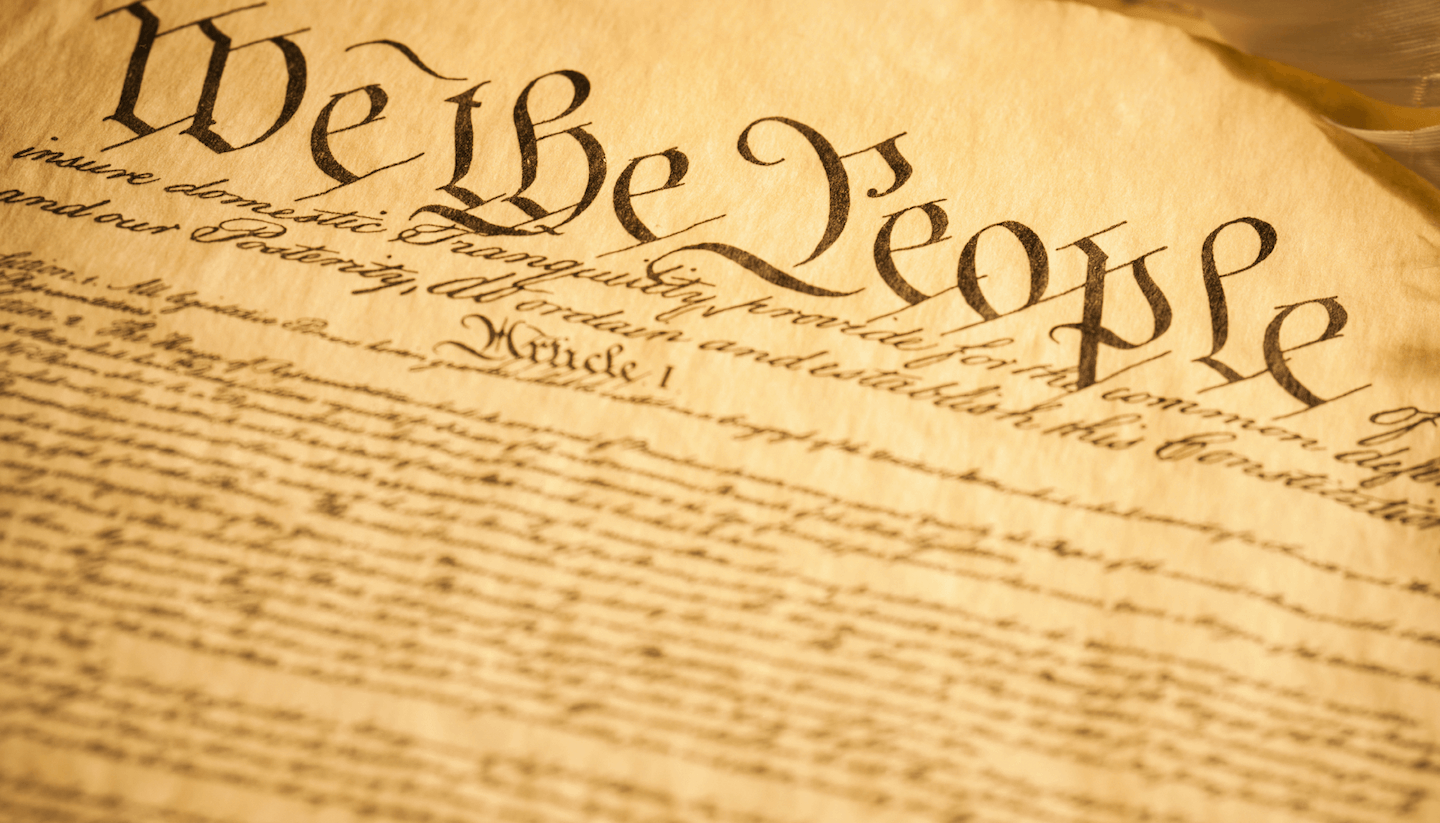 Choose Your Own Constitutional Amendments For Special