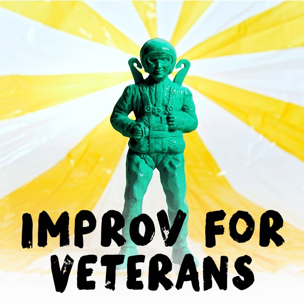 Improv for Veterans Level Alpha 5-Day Intensive