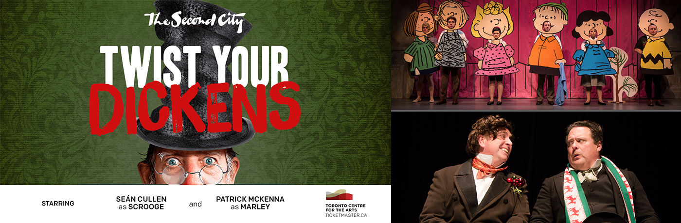 Dickens Toronto Promo Page