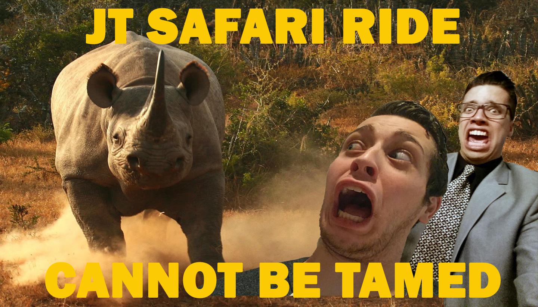 The JTSafari Ride