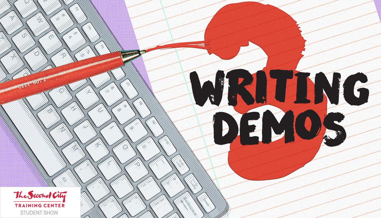 Writing 3 Demos